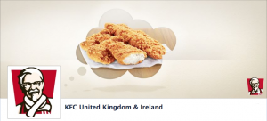 Facebook Cover KFC