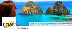 Facebook Cover CVC Viagens